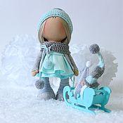 Куклы и игрушки ручной работы. Ярмарка Мастеров - ручная работа Лолли и гномы. Handmade.