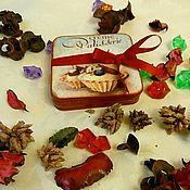 Для дома и интерьера handmade. Livemaster - original item Coasters Delicious desserts. Handmade.
