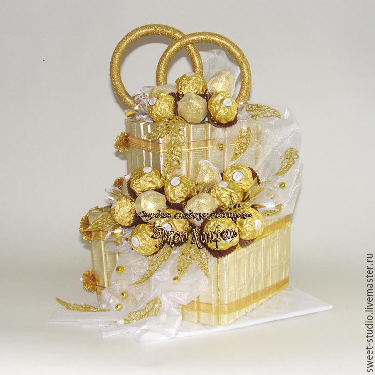 Необычные подарки на золотую свадьбу 49
