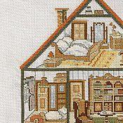 Картины и панно ручной работы. Ярмарка Мастеров - ручная работа Милый дом. Handmade.