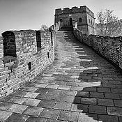 Картины и панно ручной работы. Ярмарка Мастеров - ручная работа Великая Китайская стена. Handmade.