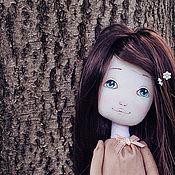 """Куклы и игрушки ручной работы. Ярмарка Мастеров - ручная работа Авторская кукла """"Зайка"""". Handmade."""