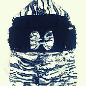 """Работы для детей, ручной работы. Ярмарка Мастеров - ручная работа Конверт на выписку """"мимишка"""". Handmade."""