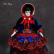 Куклы и игрушки ручной работы. Ярмарка Мастеров - ручная работа Half doll-China Doll Магда. Handmade.