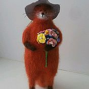 Куклы и игрушки ручной работы. Ярмарка Мастеров - ручная работа Missis Fox. Handmade.