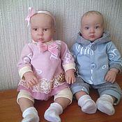 Куклы и игрушки ручной работы. Ярмарка Мастеров - ручная работа Куклы детки. Handmade.