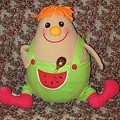 Куклы и игрушки ручной работы. Ярмарка Мастеров - ручная работа Баниласка Клоун мягкая игрушка. Handmade.