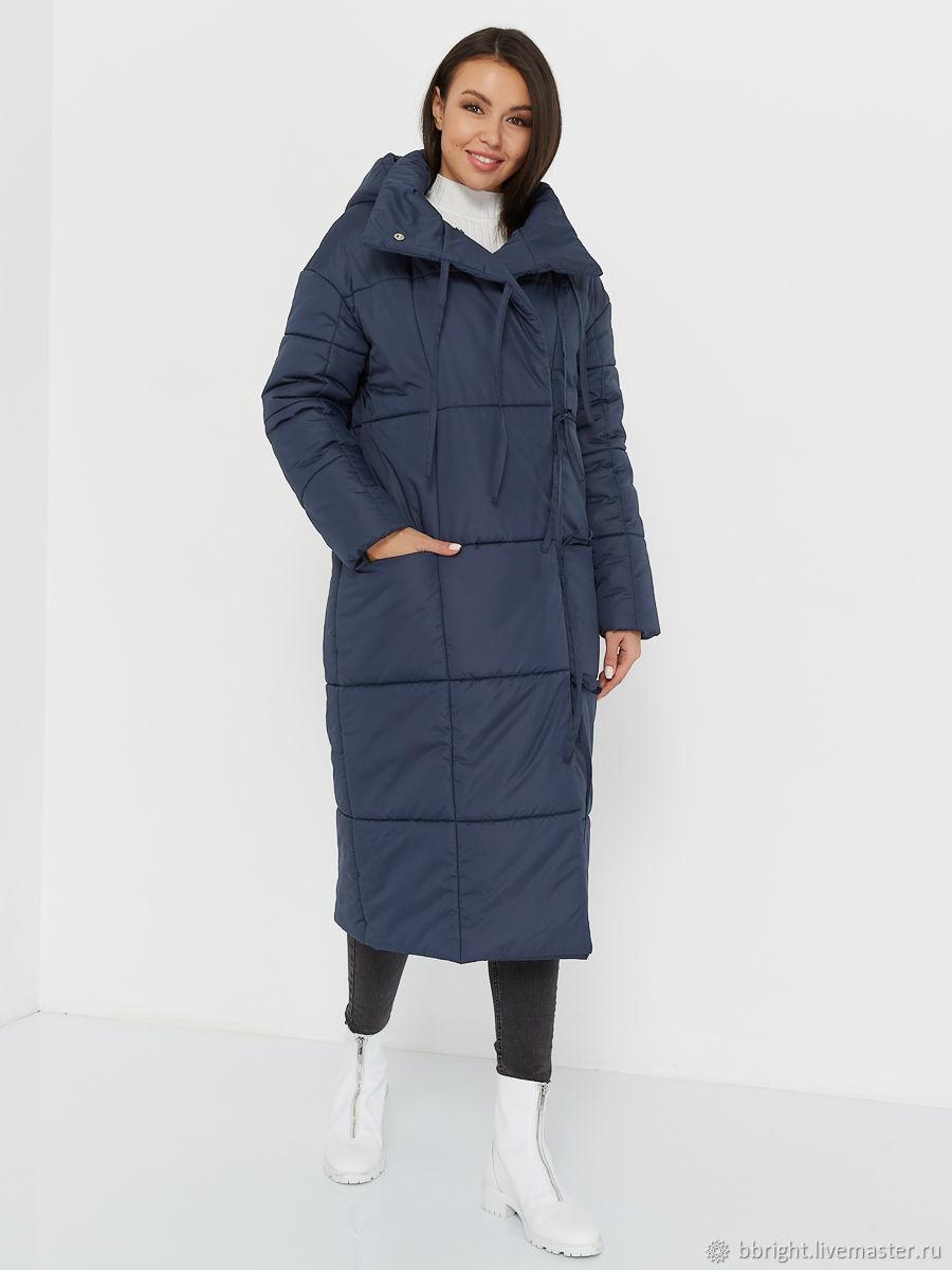 Women's winter coat down jacket blanket, Down jackets, Moscow,  Фото №1