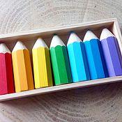Малыши - карандаши