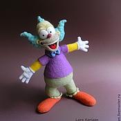 Куклы и игрушки ручной работы. Ярмарка Мастеров - ручная работа Клоун Красти. Handmade.