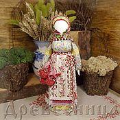 Народная кукла ручной работы. Ярмарка Мастеров - ручная работа Кукла-оберег Берегиня дома. Handmade.