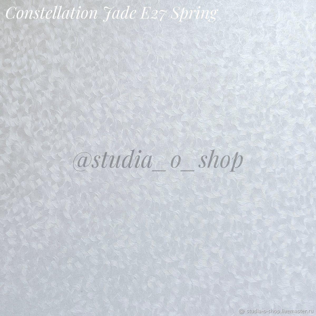 Дизайнерский картон Constellation Jade E 27 Spring 215гр/м2 30,5х30,5, Бумага, Челябинск,  Фото №1