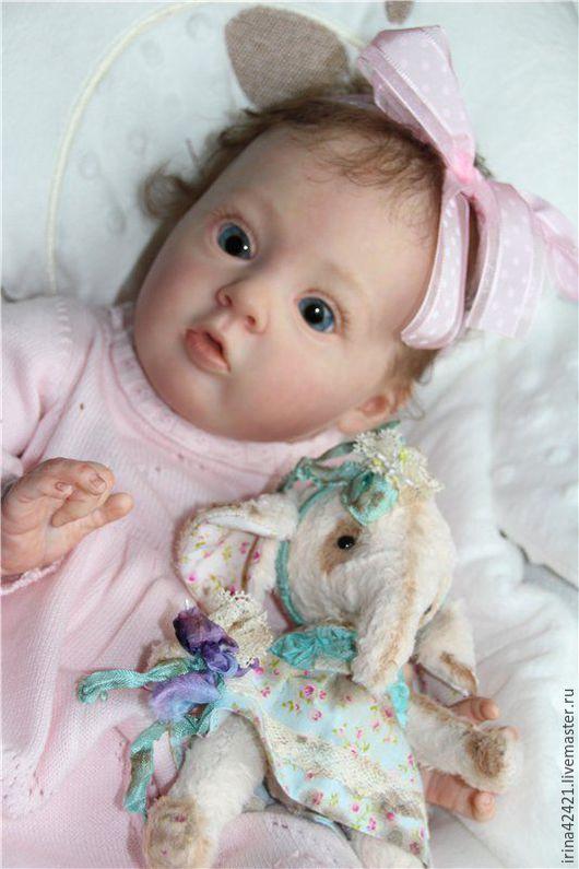 Куклы-младенцы и reborn ручной работы. Ярмарка Мастеров - ручная работа. Купить Кукла реборн Тиффани-2.. Handmade. Реборн