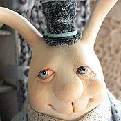 """Мягкие игрушки ручной работы. Ярмарка Мастеров - ручная работа """"пятичасовой чай""""( five oclock tea). Handmade."""