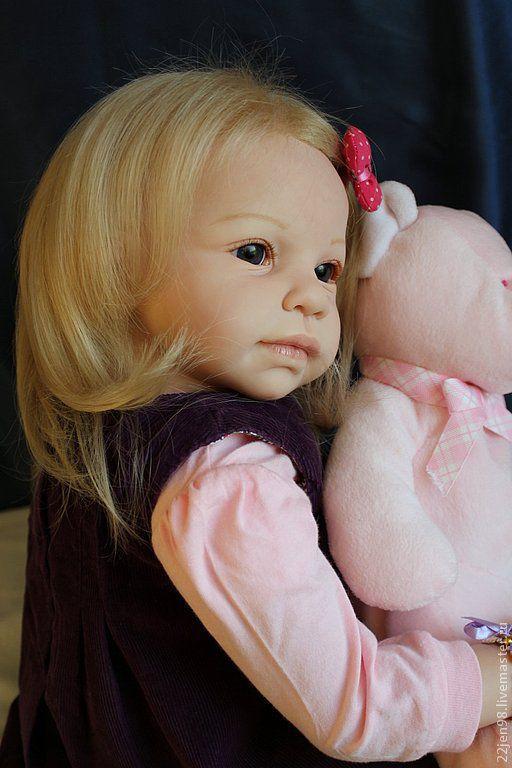 Куклы-младенцы и reborn ручной работы. Ярмарка Мастеров - ручная работа. Купить Кукла реборн NELLI .. Handmade. Авторская игрушка