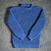 Одежда handmade. Livemaster - original item Knitted sweater made of acrylic (No. №611). Handmade.