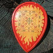 Фен-шуй и эзотерика handmade. Livemaster - original item SHIELD COMBAT. Handmade.