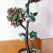Цветы и флористика ручной работы. Ярмарка Мастеров - ручная работа apple tree. Handmade.