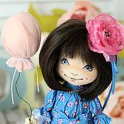 Куклы и игрушки ручной работы. Ярмарка Мастеров - ручная работа Текстильная авторская кукла Софи. Handmade.