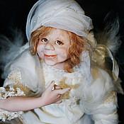 """Куклы и игрушки ручной работы. Ярмарка Мастеров - ручная работа Кукла """"Очень лукавый ангел"""". Handmade."""