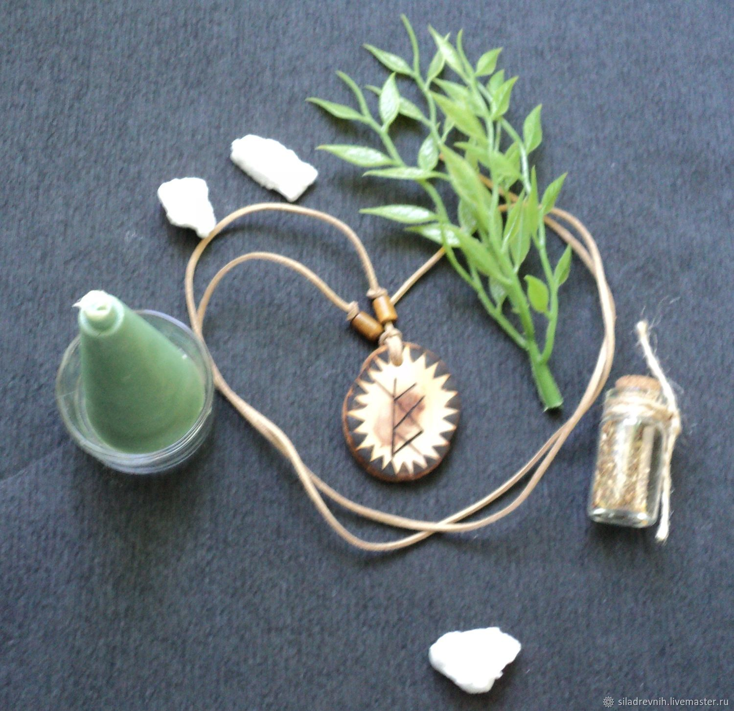 Amulet potion to attract a loved one, Amulet, St. Petersburg,  Фото №1