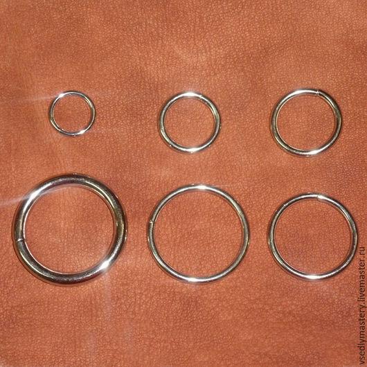 Другие виды рукоделия ручной работы. Ярмарка Мастеров - ручная работа. Купить Кольца сварные 6 размеров. Handmade. Кольцо