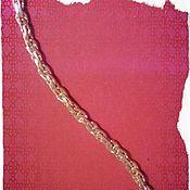 """Украшения ручной работы. Ярмарка Мастеров - ручная работа Браслет """"Мирабель""""голдфилд золото. Handmade."""
