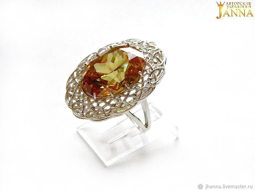 Sultanic. ' Chameleon' ring sultanica, Rings, Volgograd,  Фото №1