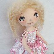 Куклы и игрушки ручной работы. Ярмарка Мастеров - ручная работа Кукла МИА. Handmade.