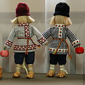 Куклы и игрушки ручной работы. Ярмарка Мастеров - ручная работа Лыковая кукла. Handmade.