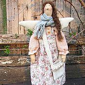 Куклы и игрушки ручной работы. Ярмарка Мастеров - ручная работа Фросенька. Феечка стиле бохо. Handmade.