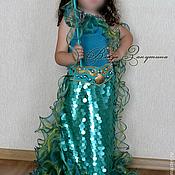 Одежда ручной работы. Ярмарка Мастеров - ручная работа Русалочка. Карнавальный костюм. Handmade.