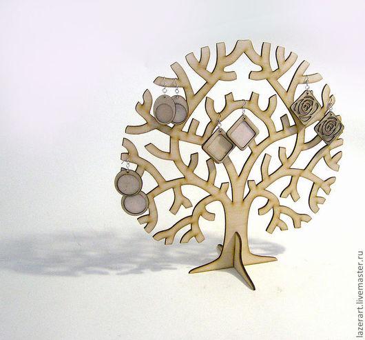 Дерево для украшений из дерева