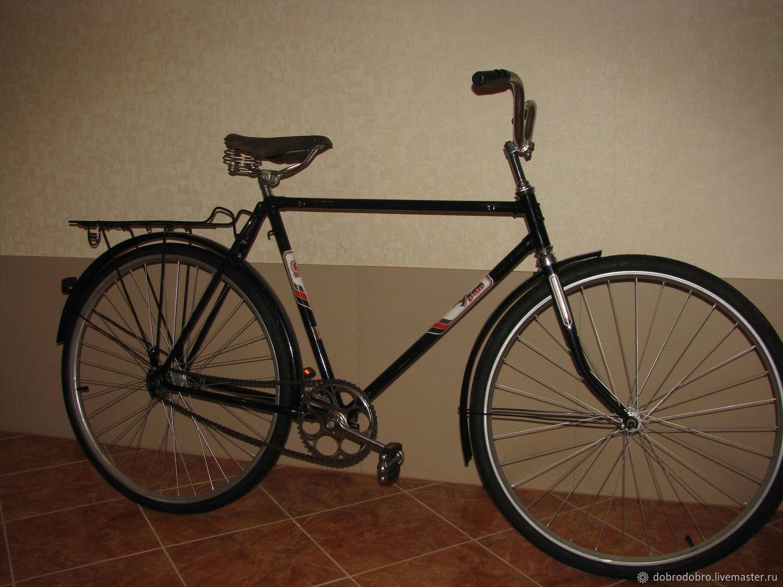 винтажный велосипед фаворит фото воды может