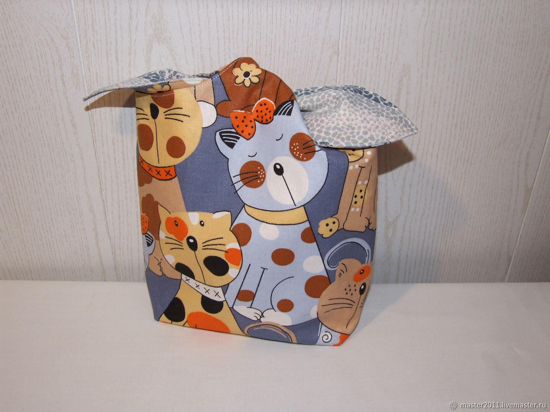 Многофункциональная сумочка для подарка и не только