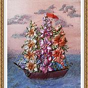 """Картины и панно ручной работы. Ярмарка Мастеров - ручная работа Картина  """"Мечта"""". Handmade."""