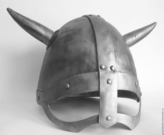 """Персональные подарки ручной работы. Ярмарка Мастеров - ручная работа. Купить шлем """"Викинг"""". Handmade. Шлем викинга"""