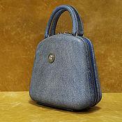 Сумки и аксессуары handmade. Livemaster - original item Women`s leather bag ALYA. Handmade.