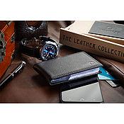 Канцелярские товары handmade. Livemaster - original item Credit Card Holder / Business Card Holder Dreamurr Clasicc. Handmade.
