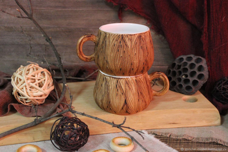 кружка под чай