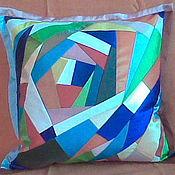 """Для дома и интерьера ручной работы. Ярмарка Мастеров - ручная работа """"Подушка с секретом"""". Handmade."""