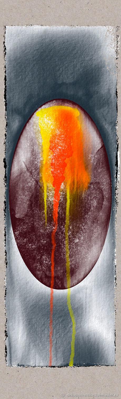 абстракция «Начало#2», Закладки, Санкт-Петербург,  Фото №1