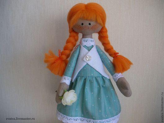 Коллекционные куклы ручной работы. Ярмарка Мастеров - ручная работа. Купить Кукла Лизок. Handmade. Кукла в подарок, подарок женщине