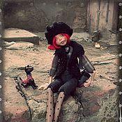 Куклы и игрушки ручной работы. Ярмарка Мастеров - ручная работа Кукла Лея. Handmade.