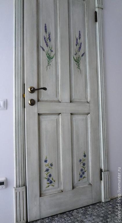 фото двери в стиле прованс