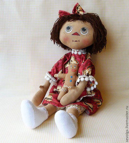 Ароматизированные куклы ручной работы. Ярмарка Мастеров - ручная работа. Купить Кукла Маришка. Handmade. Куклы и игрушки, подарок девочке