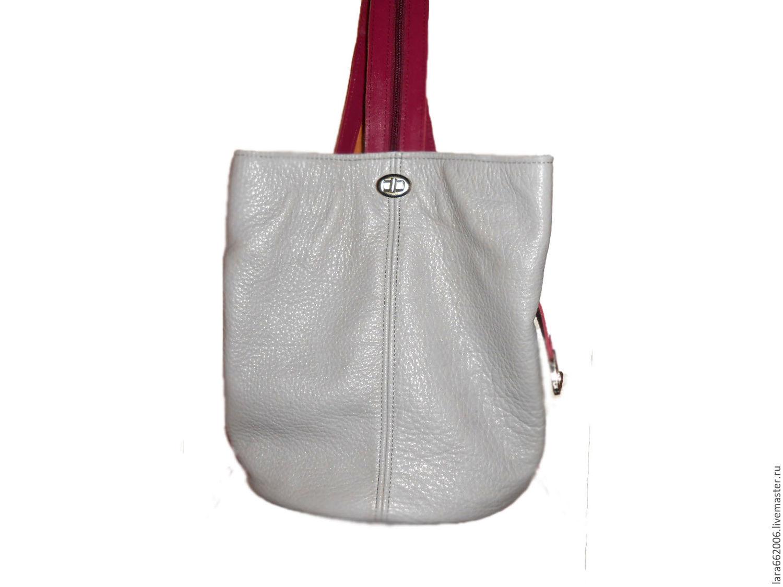купить светло серую сумку