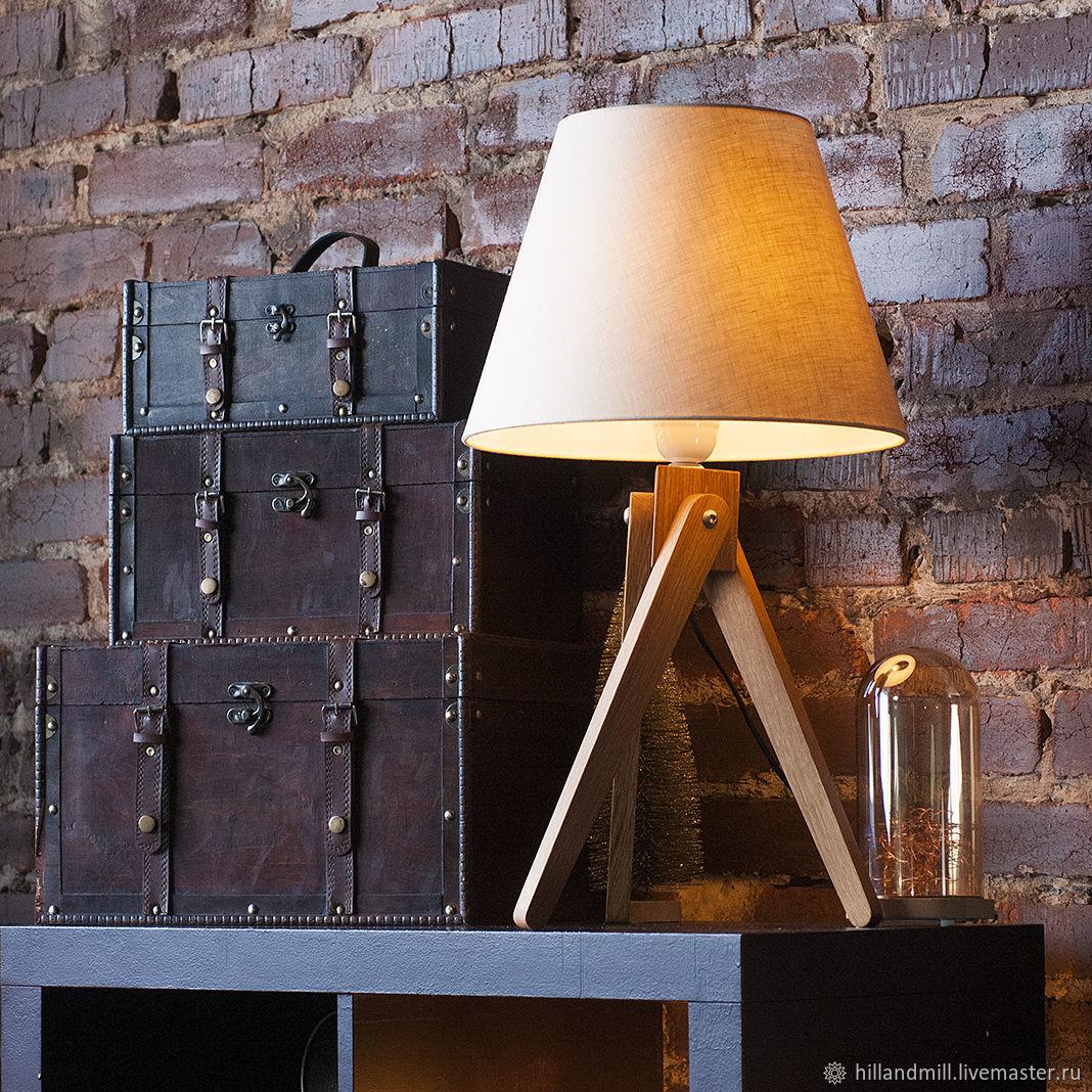 Table lamp ' Amelia', Table lamps, Vyazniki,  Фото №1
