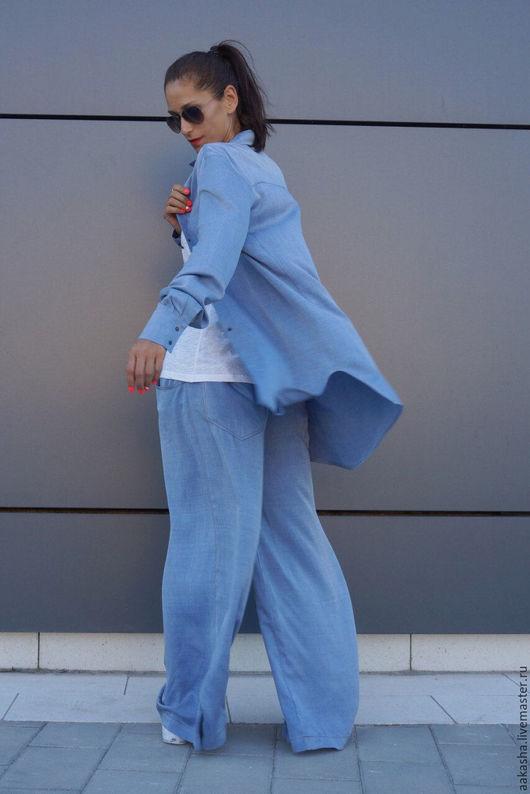 Легкие летние брюки доставка