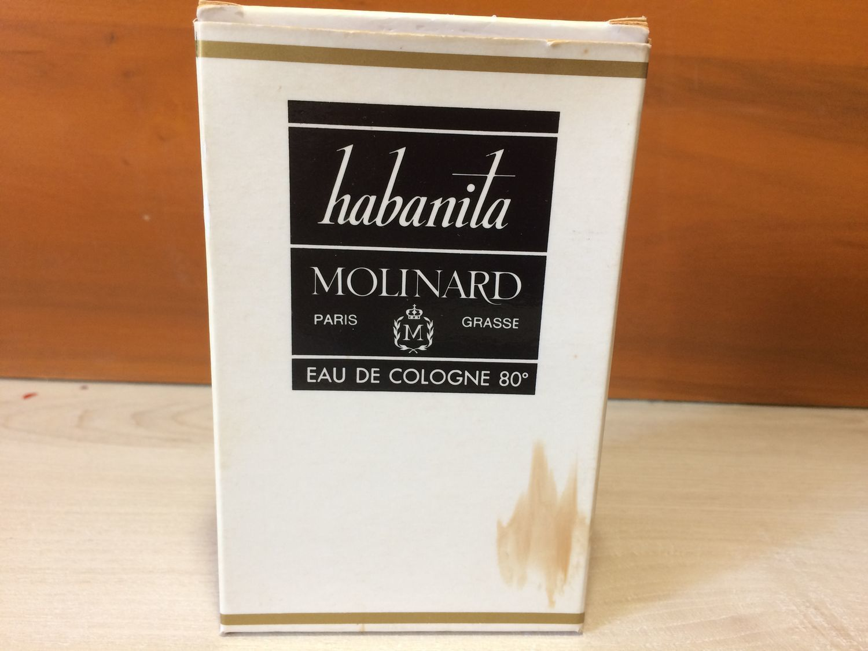 Винтаж: Habanita Cologne Molinard, Винтажные предметы интерьера, Калининград, Фото №1